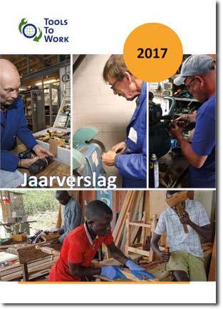 Jaarverslag 2017 Tools To Work