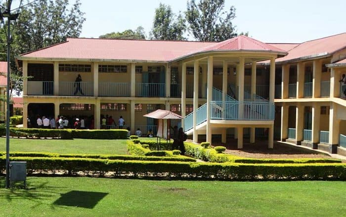 Rongo University in Kenia